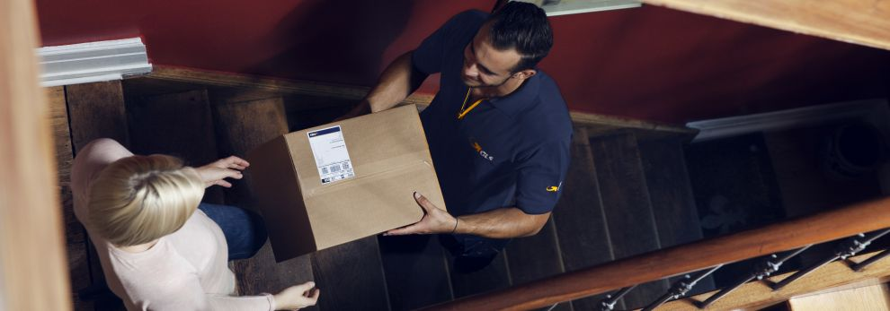 Paketzustellung Versandhandel Logistik, 4.0 Mass, Customization e-Commerce