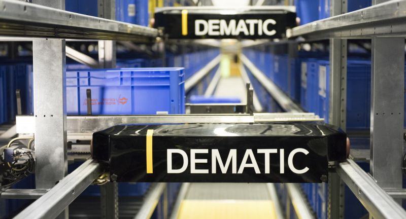Dematic, Multishuttle