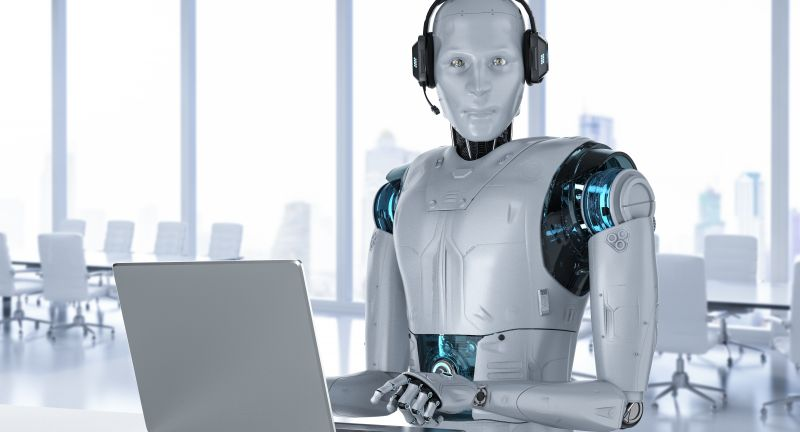 robot, chat, bot, chatbot, chatter, call, center, artificial intelligence, headphones, headset, earphones, hotline, online, social, service, help, helpdesk, cybernetic, android, cyborg, ai, computer, robotic, technology, electronic, microphone, operator, speaker, helpline, support, advice, communication, work, communicate, automatic, automation, automaton, audio, futuristic, assistant, conversation, computer, notebook, office, business, 3d rendering, illustration, robot, chat, bot, chatbot, chatter, call, center, artificial intelligence, headphones, headset, earphones, hotline, online, social, service, help, helpdesk, cybernetic, android, cyborg, ai, computer, robotic, technology, electronic, microphone, operator, speaker, helpline, support, advice, communication, work, communicate, automatic, automation, automaton, audio, futuristic, assistant, conversation, notebook, office, business, 3d rendering, illustration