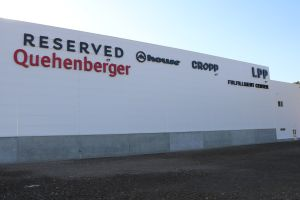 Quehenberger, Logistics, E-Commerce, Warehouse, LPP