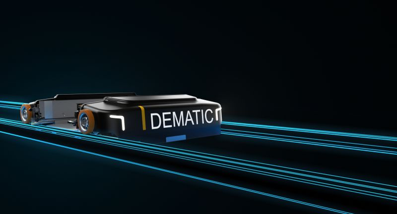Dematic, Multishuttle, 2E