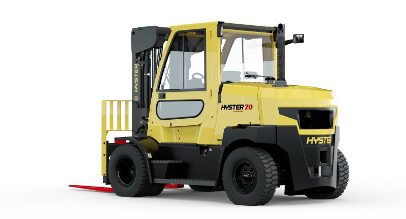 Hyster, Fortens
