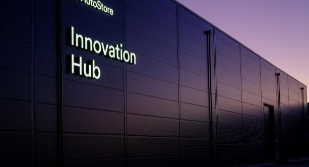 AutoStore, Innovation, Hub
